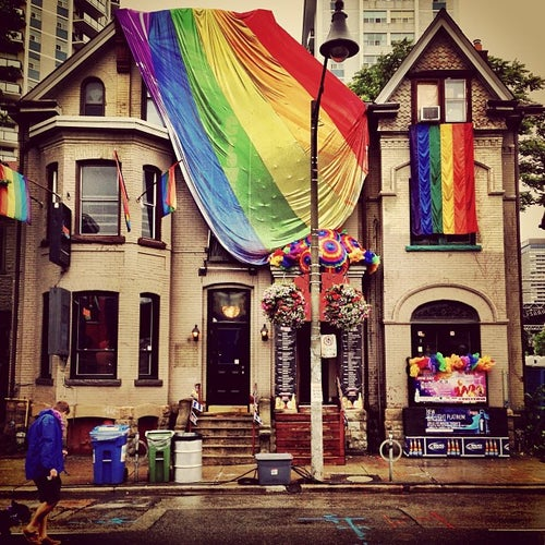 Hotels in toronto canada gay village