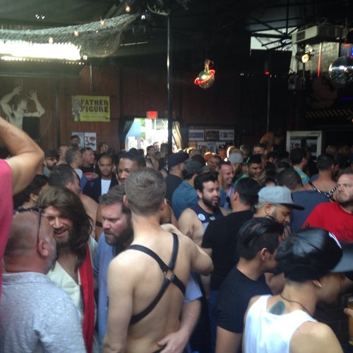 from Johnny the eagle los angeles bar gay