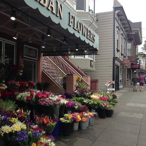 Urban Flowers reviews, photos - The Castro - San Francisco - GayCities San Francisco