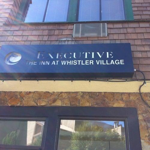 executive inn whistler address