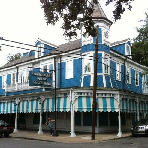 Commander 39 s palace reviews photos uptown garden - Garden district new orleans restaurants ...