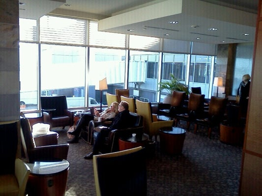 Delta Sky Club Minneapolis St Paul Mn Msp