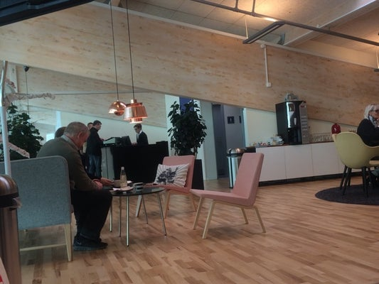 Aalborg Airport Lounge – AAL (Aalborg (AAL))