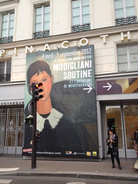 Pinacothèque de Paris – Espace Madeleine