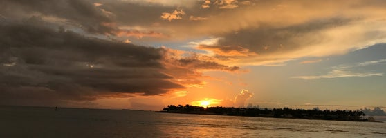 Sunset Pier Key West Fl