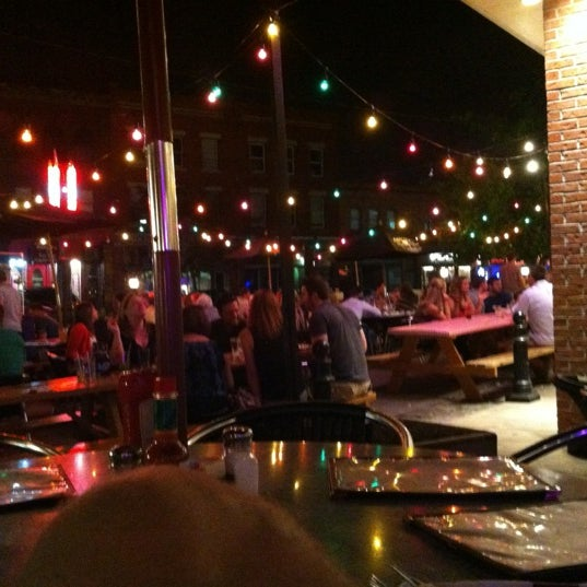 Photo taken at Double Wide Grill by Ryan C. on 5/6/2012