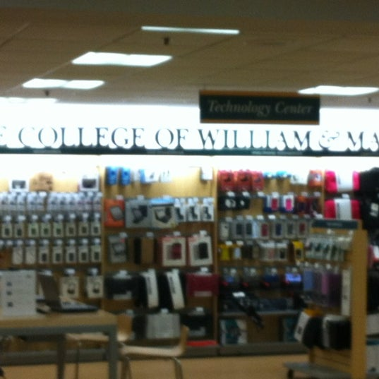 Photo taken at College of William & Mary Bookstore by Darryl R. on 6/9/2012