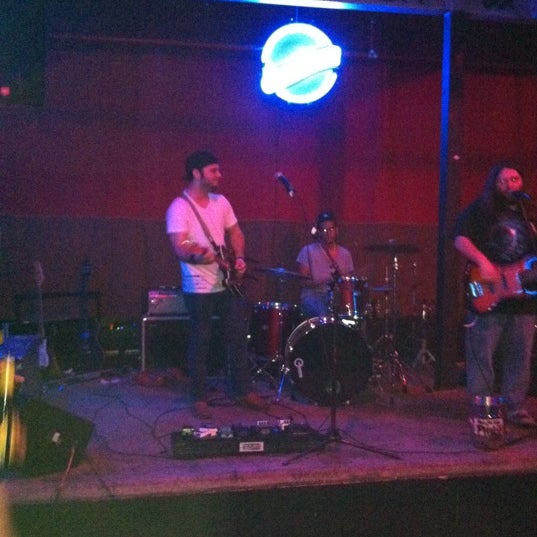 Photo taken at Blue Moon by Rob O. on 3/12/2012