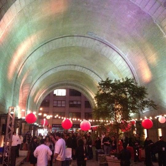 Photo taken at Lucky Rice Night Market by Sasha G. on 5/6/2012