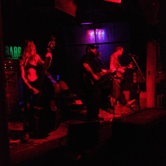 Photo taken at The Barbary by Ryan H. on 5/30/2012