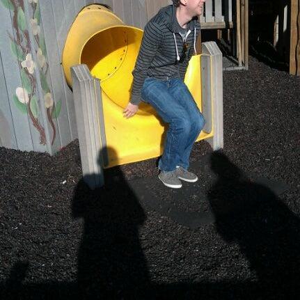 Photo taken at Annie's Playground by Amanda C. on 11/6/2011