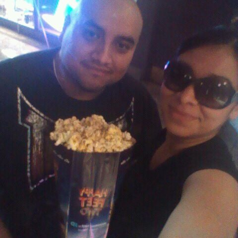 Photo taken at Harkins Theatres Arcadia 8 by Erika T. on 10/23/2011
