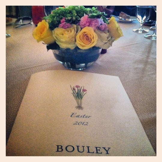 Photo taken at Bouley by dal on 4/8/2012
