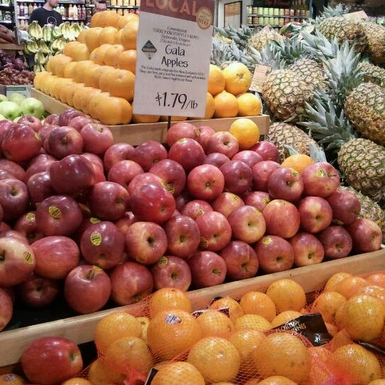 Photo taken at Whole Foods Market by Doreen G. on 9/25/2011