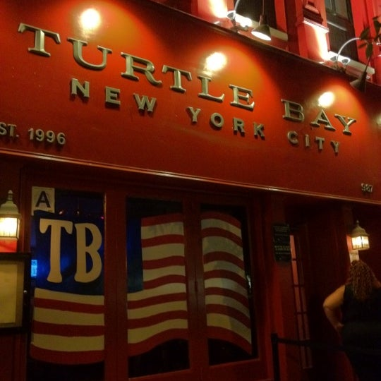 Photo taken at Turtle Bay NYC by Yolanda L. on 8/11/2012
