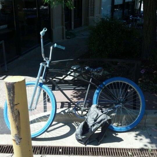 Photo taken at Luna Bakery Café by Tay S. on 5/17/2012