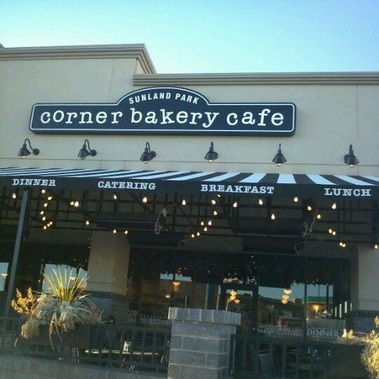 Corner Bakery Cafe Menu El Paso Tx
