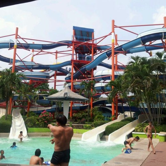 Photo taken at Siam Park City by Chalermphon S. on 4/23/2012