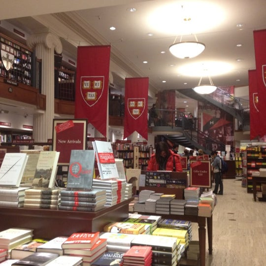 Photo taken at Harvard Coop Society Bookstore by Ariel G. on 3/29/2012