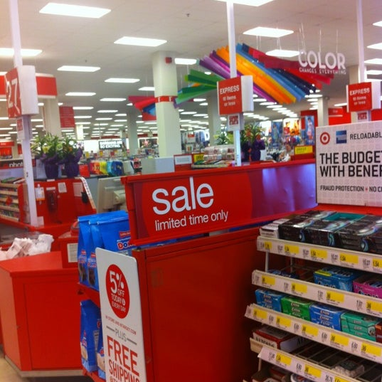 Photo taken at Target by Carlos M. on 3/30/2012