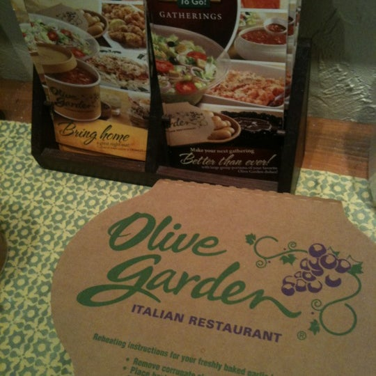Olive Garden Colonial Town Center 42 Tips From 2689