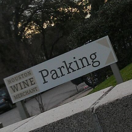 Photo taken at Houston Wine Merchant by Stephanie S. on 2/25/2012