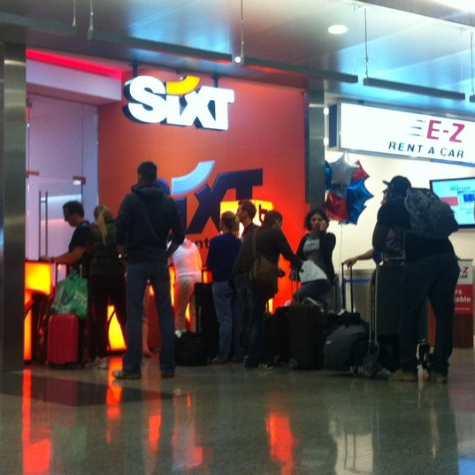 Sixt Airport Locations Nearby