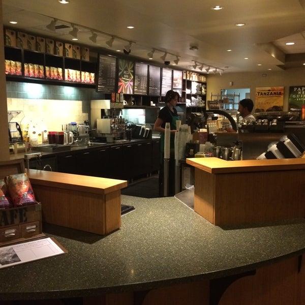 Photo taken at Starbucks by Devon M. on 4/28/2014