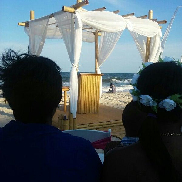 Photo taken at Carolina Beach by Carletta H. on 8/14/2015