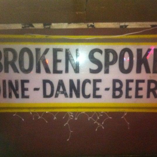 Photo taken at Broken Spoke by Casey T. on 9/21/2012