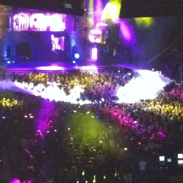 Photo taken at Rogers Arena by Andrew W. on 1/12/2013