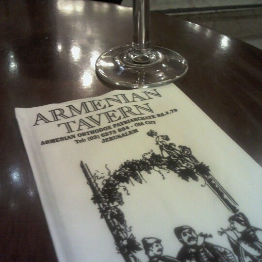 Photo taken at Armenian Tavern by Andre P. on 10/13/2012