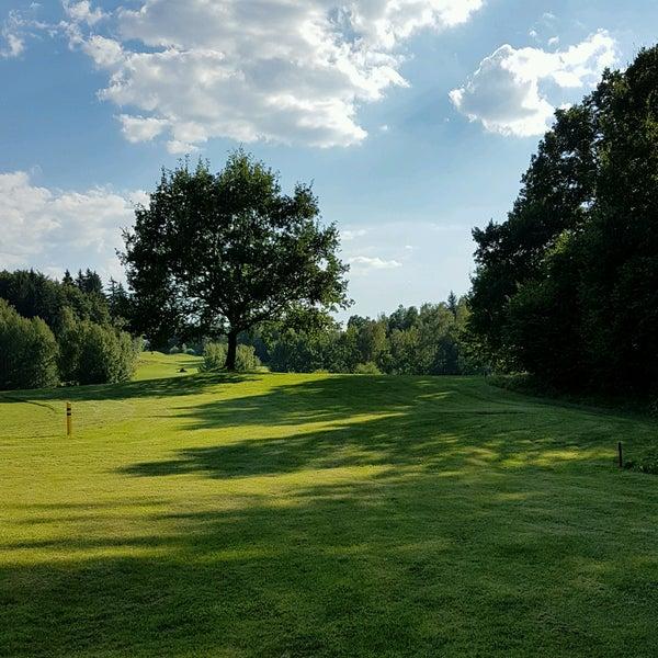 Photo taken at Ypsilon Golf Resort Liberec by Pete K. on 8/19/2016