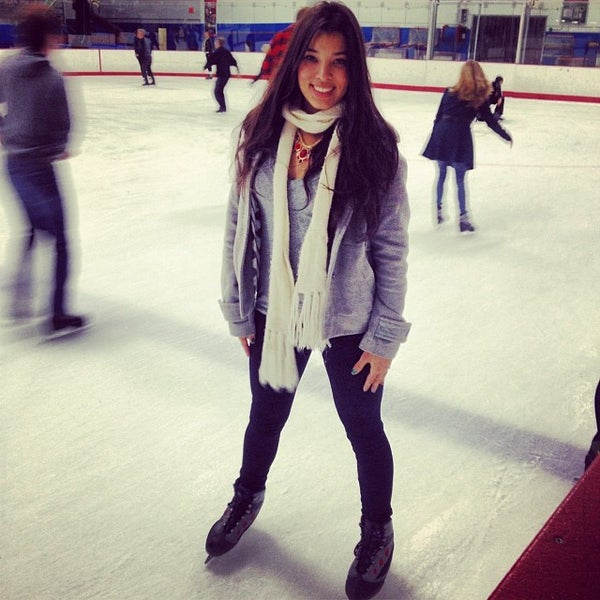 Photo taken at San Diego Ice Arena by Veronica A. on 12/18/2013