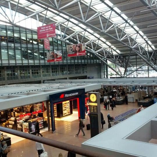 Hamburg Airport Gates
