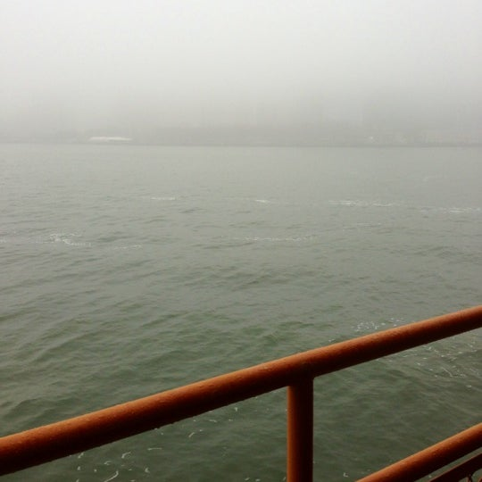 Photo taken at Staten Island Ferry Boat - Guy V. Molinari by Diane C. on 12/10/2012