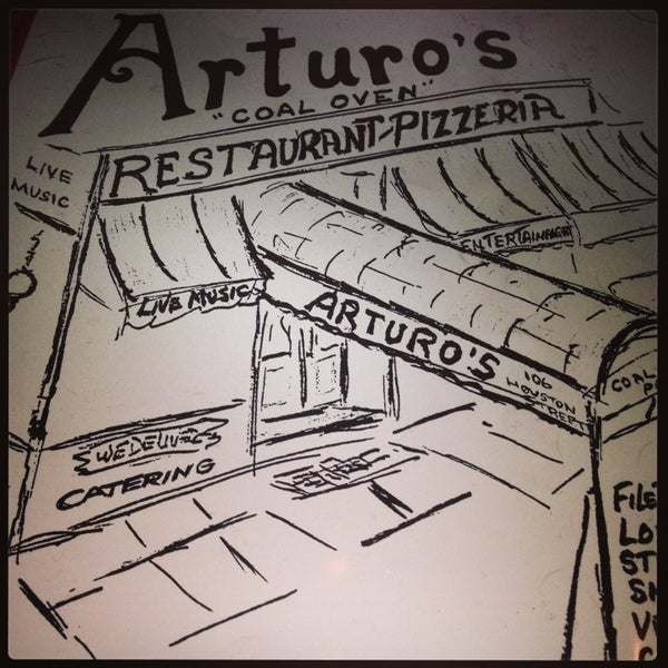 Photo taken at Arturo's Restaurant by Tyler H. on 4/10/2013
