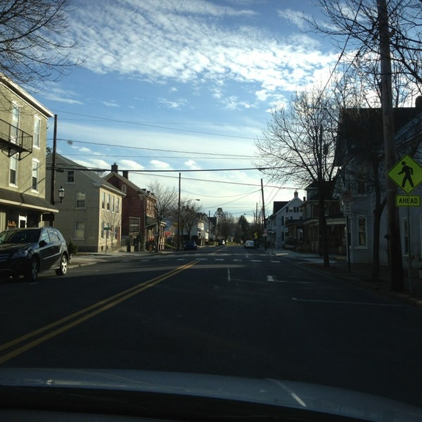 Photo taken at Hellertown, PA by Jeff S. on 12/28/2012