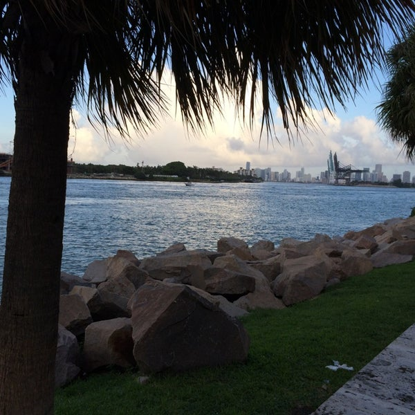 Photo taken at South Pointe Pier by Tim J. on 7/6/2014