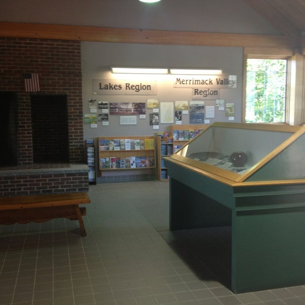 Photo taken at Seabrook Rest Area & Welcome Center by Amy A. on 6/15/2013