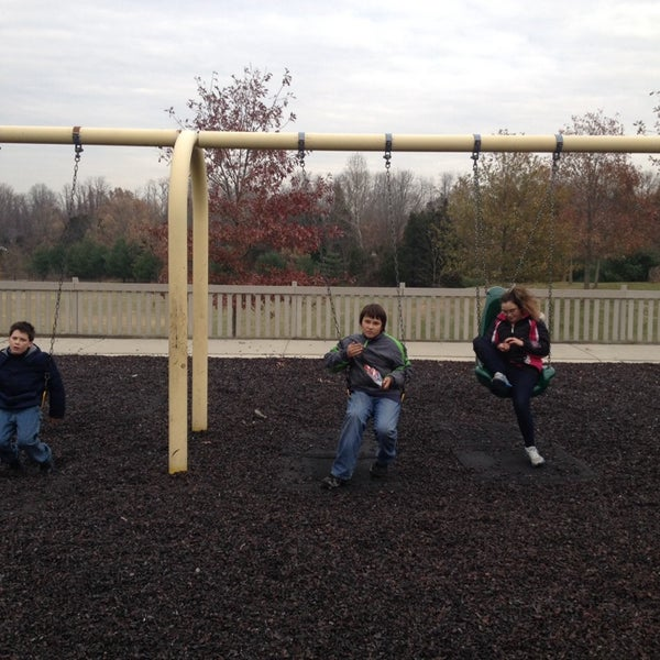 Photo taken at Annie's Playground by Alicia M. on 12/1/2013