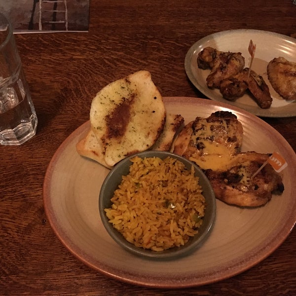 Photo taken at Nando's by Gilly B. on 6/27/2016