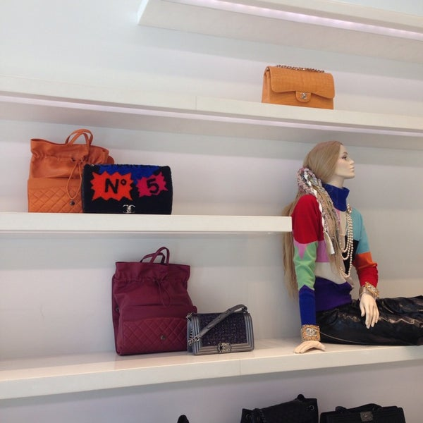 Photo taken at CHANEL Boutique by YOOHEE on 10/6/2014