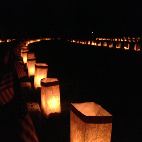 Photo taken at Gettysburg National Cemetery by Michelle J. on 7/1/2013