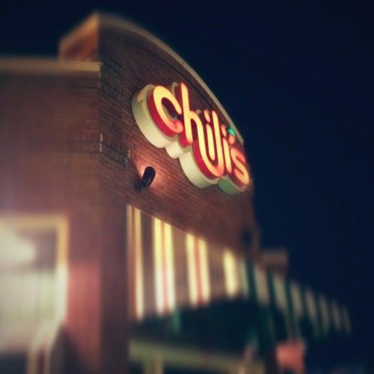 Photo taken at Chili's | تشيليز by Aziz A. on 10/14/2012