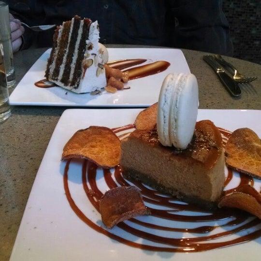 Photo taken at Crave Dessert Bar & Lounge by Diane R. on 3/24/2014