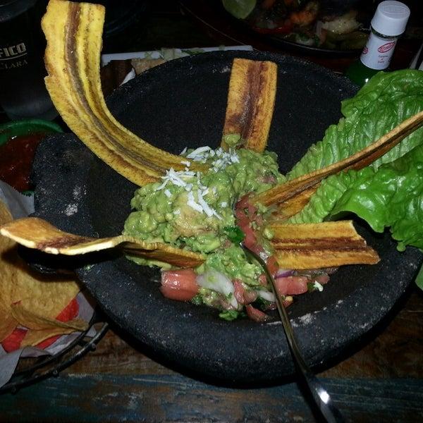 Photo taken at Burrito Bar & Kitchen by Mina V. on 6/14/2013