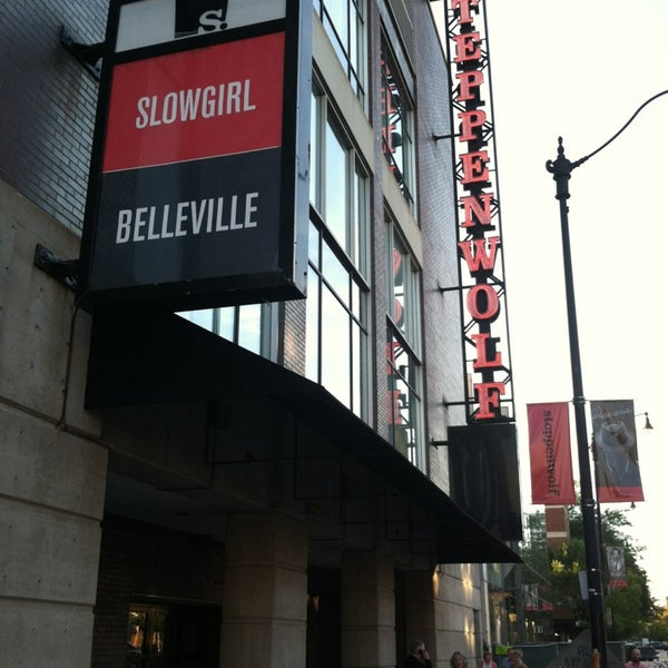 Photo taken at Steppenwolf Theatre Company by Bill D. on 8/2/2013