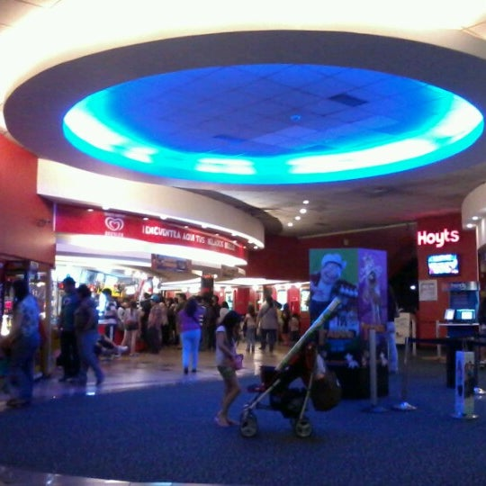 Photo taken at Cine Hoyts by Cecilia W. on 1/19/2013