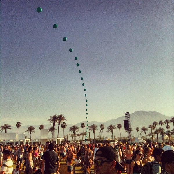 Photo taken at Coachella Valley Music and Arts Festival by Craig C. on 4/28/2013